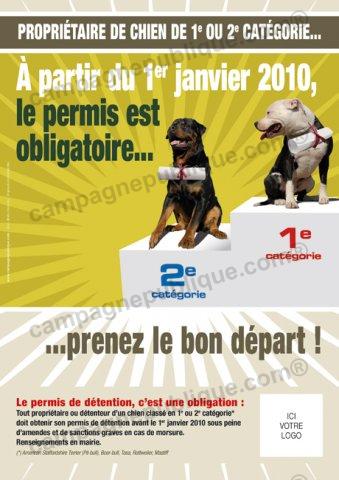 Chiens dangereux campagne publique - Loi sur nuisances sonore par aboiement de chiens ...