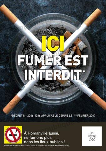 interdiction de fumer tabagisme campagne publique. Black Bedroom Furniture Sets. Home Design Ideas