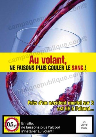 Alcool Au Volant >> Alcool au volant et sur la route : Campagne Publique